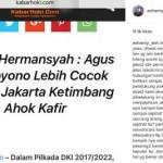 Ashanty marah Anang diberitakan telah mengatakan Ahok kafir (Instagram)