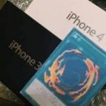 Beli Iphone 7 dapat kartu Yu-Gi-Oh dan Iphone lawas. (Shanghaiist.com)