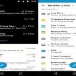 Horeee, Blackberry Hub+ Hadir di Android Lollipop