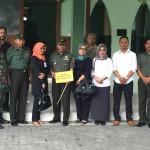 BANTUAN PERBANKAN : CIMB Niaga Syariah Bantu Bangun Masjid Kodim Sleman