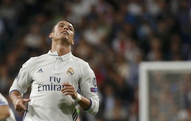 Cristiano Ronaldo (REUTERS/Juan Medina)