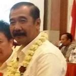 Dance Ishak Palit dan Agus Rudianto menerima rekomendasi pencalonan Pilkada dari DPP PDIP. (Facebook.com-Dance Palit)