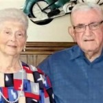 Don dan Margaret Livensgood (Today via Pattie Livengood Beaver)