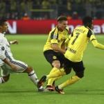 Borussia Dortmund vs Real Madrid (REUTERS/Kai Pfaffenbach)