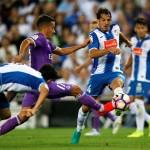 Espanyol vs Real Madrid (REUTERS/Albert Gea)