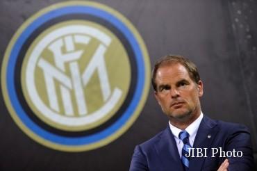 Franck De Boer (Reuters / Giorgio Perottino)