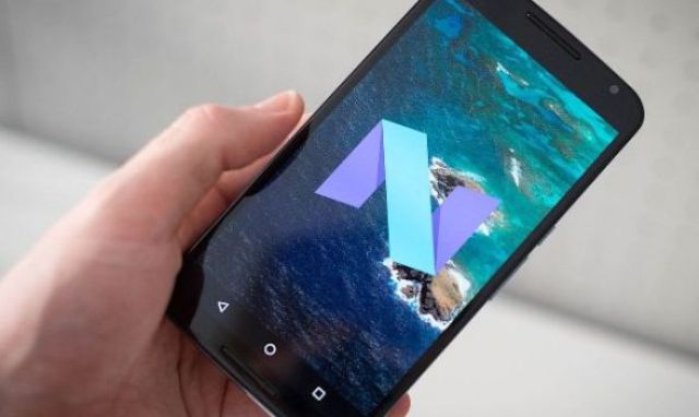 Ikon Android Nougat. (Theverge.com)