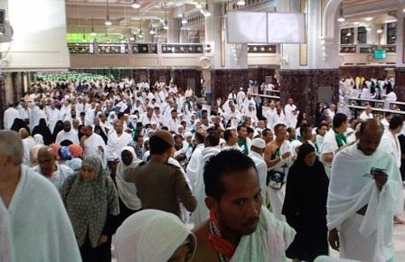 Jemaah calon haji (Kemenag.go.id)