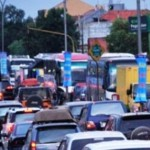 Ilustrasi kemacetan arus lalu lintas. (JIBI/Solopos/Antara)