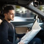 INDUSTRI OTOMOTIF : Soal Mobil Autopilot, Volvo Jilat Ludah Sendiri?