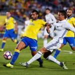 Las Palmas vs Real Madrid (REUTERS/Borja Suarez)