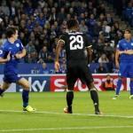 Leicester City vs Chelsea di babak ketiga Piala Liga Inggris. (Reuters / Carl Recine)