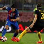 COPA DEL REY 2017 : Dikalahkan Barcelona, Atletico Optimistis Lolos ke Final