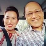 Mario Teguh dan Linna Teguh (Instagram)