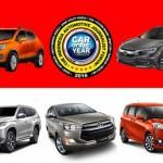 BURSA MOBIL: Ini 5 Mobil Terbaik 2016 Pilihan Wartawan