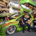 Siap-Siap! Pameran Mobil Gede-Gedean di The Park Mall Solo Baru