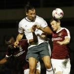 Northampton Town vs Manchester United (Reuters / John Sibley)