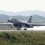 Pesawat pengebom AS mendarat di Korea Selatan (Reuters)