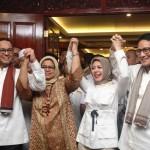 PILKADA JAKARTA : Anies Ajak Sukarelawan Kampanye Positif