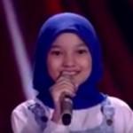 THE VOICE KIDS INDONESIA : Suara Emas Rachel Jadi Rebutan 3 Coach