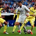 REAL MADRID VS VILLARREAL : Zidane: Madrid Buruk di Babak Pertama