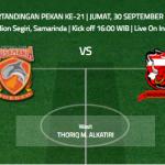 PBFC vs Madura United FC (Indonesiansc)