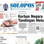 Solopos Hari Ini (Kamis (1-9-2016)