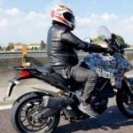 Sosok diduga Ducati Multistrada  model 2017. (Visordown.com)