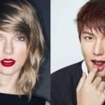 Tak Cuma Lee Min Ho, Taylor Swift Harus Kencani G-Dragon hingga Drake