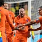 KUALIFIKASI PIALA DUNIA 2018 : Cuma Imbang, Sneijder: Belanda Layak Menang