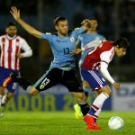 Uruguay vs Paraguay (REUTERS/Andres Stapff)