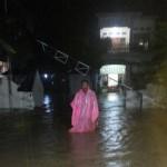 BENCANA ALAM TRENGGALEK : Hujan 3 Jam, Banjir dan Longsor Terjang Watulimo