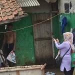 BANJIR GARUT : Foto Selfie Senyum Ceria Bencana Garut, di Manakah Nurani ?