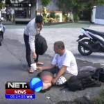 Bye! Pengemis Jerman Benjamin Holst Dideportasi & Dicekal ke Indonesia