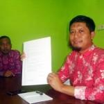 KPU SRAGEN : Pilih Berorganisasi dan Bisnis, Dodok Tolak Gaji Rp10 Juta/Bulan