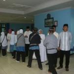 HAJI 2016 : Jemaah Haji Pulang, Begini Harapan Wali Kota Madiun