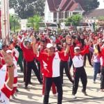 HAORNAS 2016 : Ganjar Ingin Jateng Naik ke Peringkat Tiga dalam PON XIX