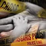 PENEMUAN BAYI : Cari Korban Tenggelam, Petugas Temukan Mayat Bayi