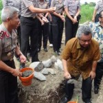Kapolda Minta Tanah 13 Mapolsek di Boyolali segera Bersertifikat