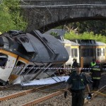 Kecelakaan kereta terjadi di Spanyol (CNN)