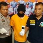 NARKOBA KEDIRI : Kurir Narkoba di Kediri Mengaku Mendapat Barang Haram Dari LP Madiun