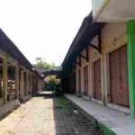 PASAR TRADISIONAL SRAGEN : Puluhan Kios di Pasar Gemolong 2 Mangkrak