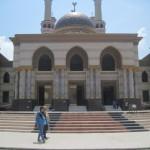 INFRASTRUKTUR KLATEN : Baru 4 Bulan, Sejumlah Bagian Masjid Agung Al Aqsha Rusak