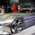 Hypercar Marcedez Benz-Maybach Pakai Mesin F1