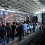 IDUL ADHA 2016 : Penumpang Tujuan Jakarta dan Bandung Padati Stasiun Solo Balapan