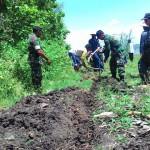 PERTANIAN WONOGIRI : Tingkatkan Produksi Pertanian, Warga Nguntoronadi Sedot Air WGM