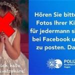 Ilustrasi larangan mengupload foto anak kecil di Facebook. (Istimewa)