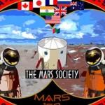 Misi simulasi hidup di Mars. (Istimewa)