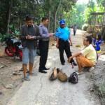 PERJUDIAN KARANGANYAR : Bubarkan Sabung Ayam, Polsek Jumantono Tangkap 4 Pejudi