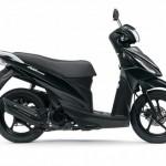 Suzuki Perkenalkan Address Black Predator, Begini Penampakannya